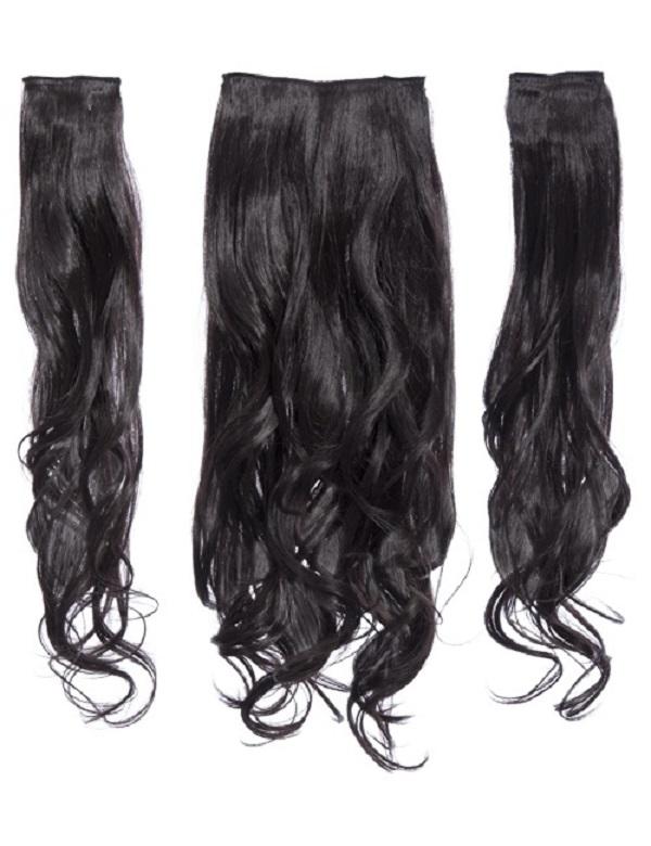 Lasni podaljški za lase naravnega videza