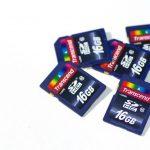 Spominska kartica za najzahtevnejše uporabnike