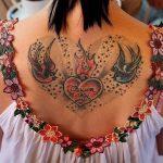Vrhunska krema za oskrbo svežih tetovaž