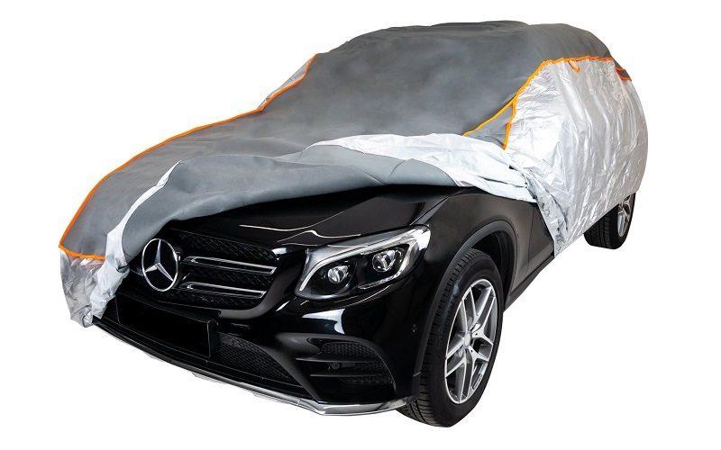 Uporabljajte cerado za avto v vseh letnih časih